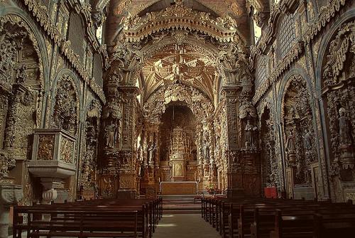 Igreja de Santa Clara - Porto