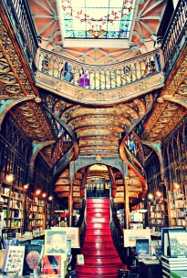 Porto_Livraria-Lello